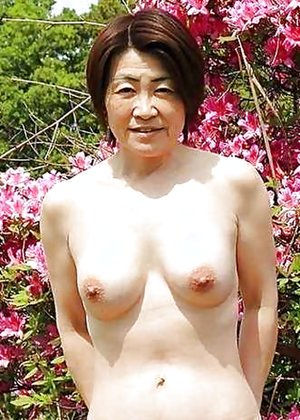 Asian Old Booty Porn Pictures