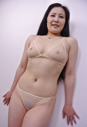 Mature Asian Booty Porn Pictures