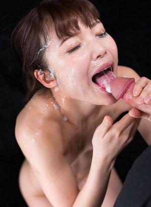 Asian Long Tongue Porn Pictures