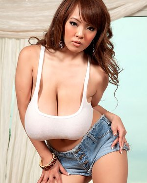 Asian MILF Tits Porn Pictures